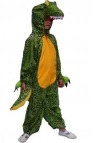 Costume bambino drago coccodrillo dinosauro