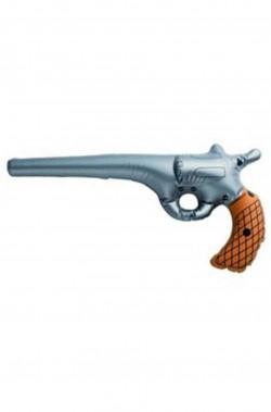 Pistola giocattolo gangster gonfiabile