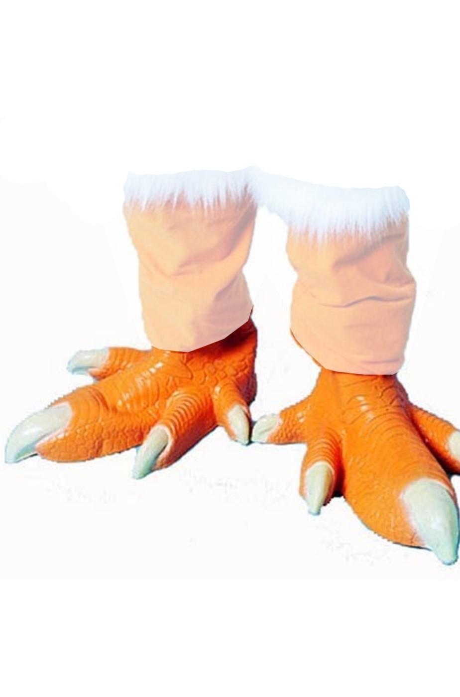 zampe piedi giganti pollo gallina o aquila