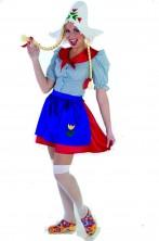 Costume donna olandesina