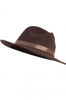 Cappello Gangster Al Capone Marrone Freddy Krueger