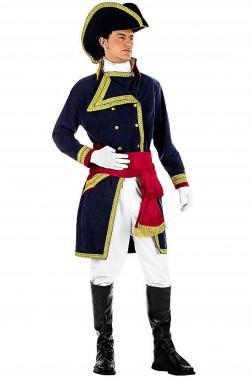 Costume Divisa da Lord Nelson ufficiale marina reale