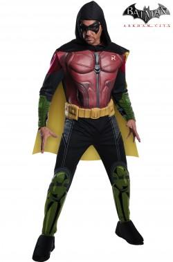 Costume Robin Arkham de luxe