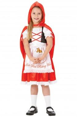 Costume carnevale bambina Cappuccetto Rosso