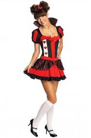 Costume Queen Of Hearts