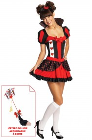 Costume Queen Of Hearts