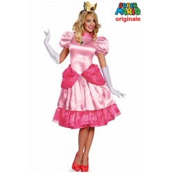 Costume Principessa Peach Originale Super Mario