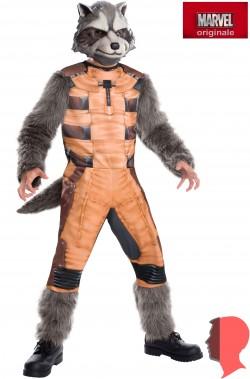 Costume Rocket Raccoon dei Guardiani della Galassia