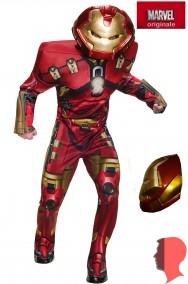Costume Iron Man Hulkbuster adulto