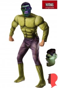 Costume Hulk adulto The Avengers