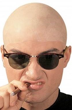 Parrucca unisex pelata