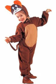 Costume carnevale Bambino Topino