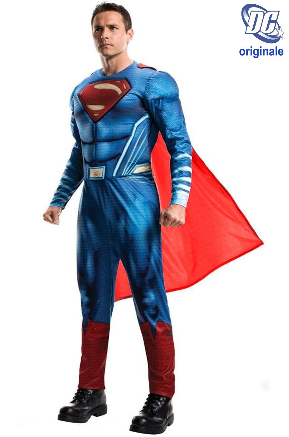 Costume Superman Dawn of Justice originale DC Comic