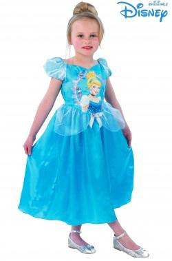 Costume carnevale bambina Cenerentola