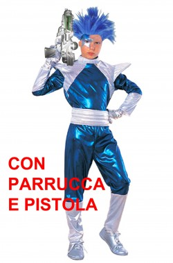 Costume carnevale Bambino Invasore Spaziale
