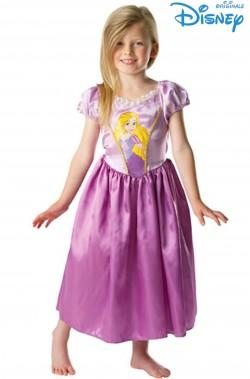 Costume carnevale bambina Rapunzel Classico Bambina