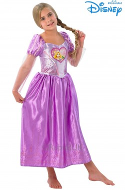 Costume Bambina Disney Rapunzel Raperonzolo