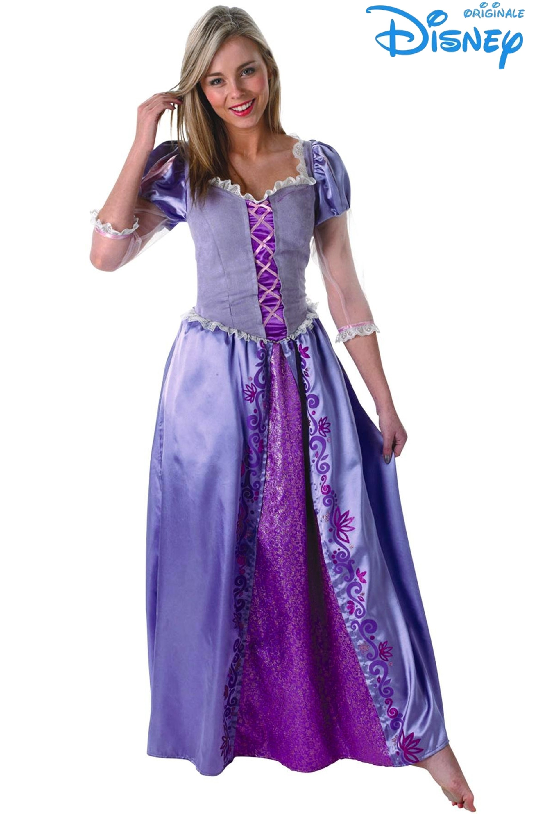 acquista per genuino ottima vestibilità nuovo elenco Costume Rapunzel Originale Disney