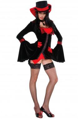 Costume donna vampira dracula