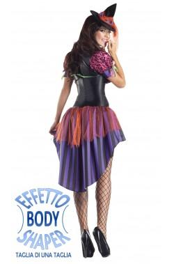 Costume Body Shaper strega donna sexy