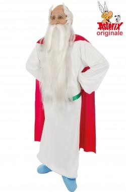Costume di Assurancetourix il bardo del villaggio dei galli di Asterix