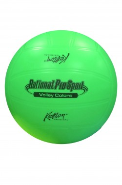 Pallone volley fluo verde diametro 230mm