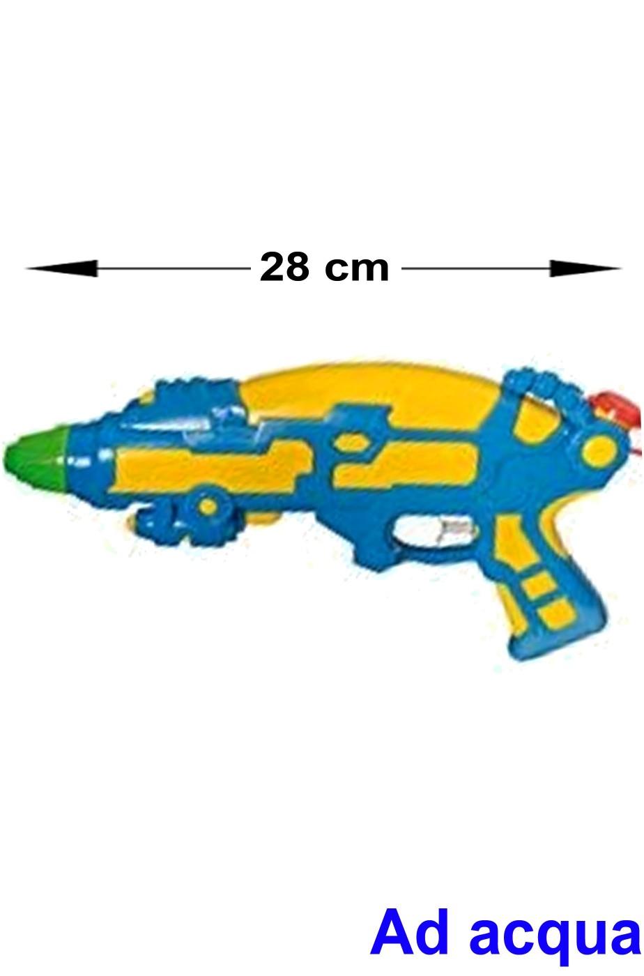 Pistola ad acqua spaziale 28cm verde