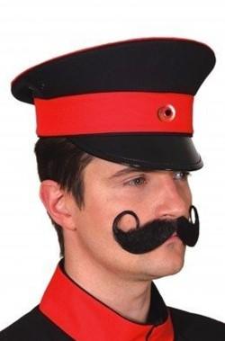 Cappello uniforme russa adulto taglia unica circa una 58