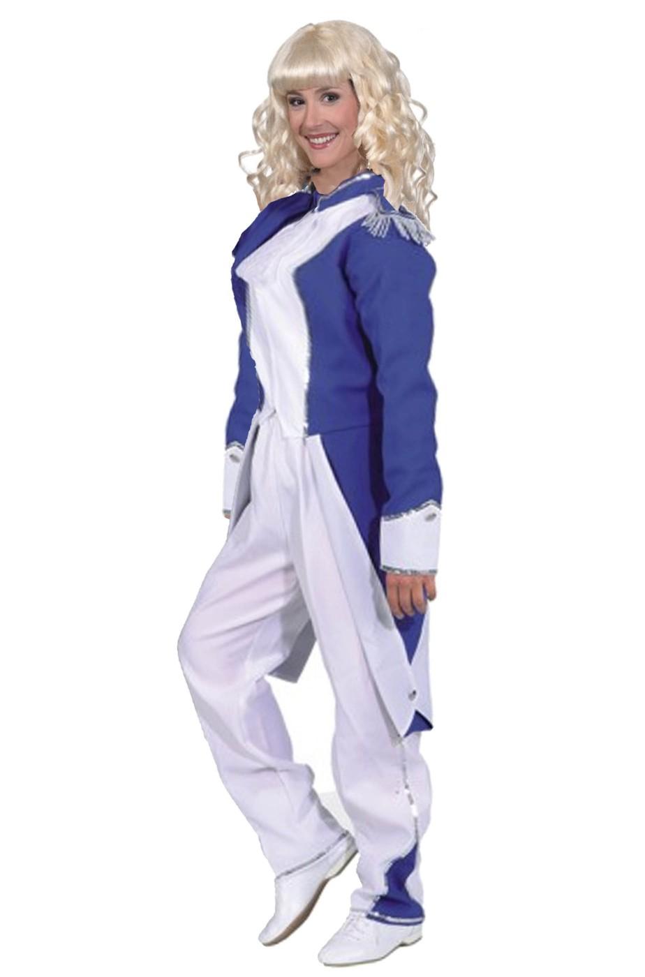 Costume adulta include giacca e pantalone