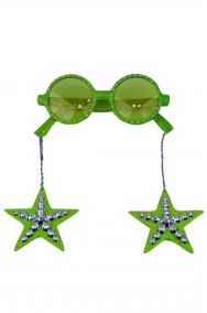Occhiali Anni 70 verdi