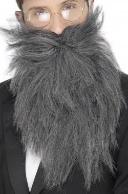 Trucco: Barba Grigia Mago con elastico