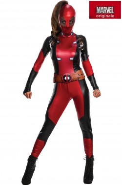 Costume Deadpool donna