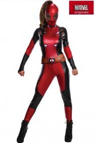 Costume Deadpool donna