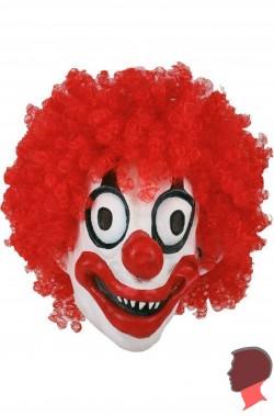 Maschera clown horror IT