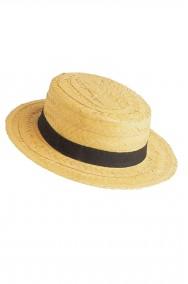 Cappello paglietta adulto