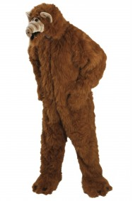 Costume adulto di Alf l'alieno