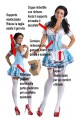 Costume Body Shaper Dorothy Cameriera Americana sexy