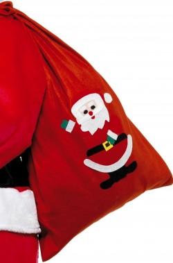 Sacco Babbo Natale grande 90 x 60cm