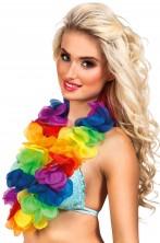 Collana Hawaiana arcobaleno
