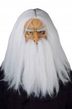 maschera da Babbo Natale, Gandalf il Bianco, vecchio