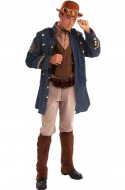 Costume Generale Steampunk