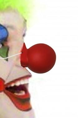 Naso Clown in plastica cm 6