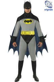Costume Batman Grigio Adam West