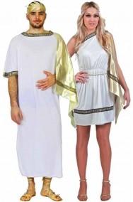 Coppia di costumi antichi romani
