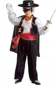 Costume carnevale Bambino Zorro