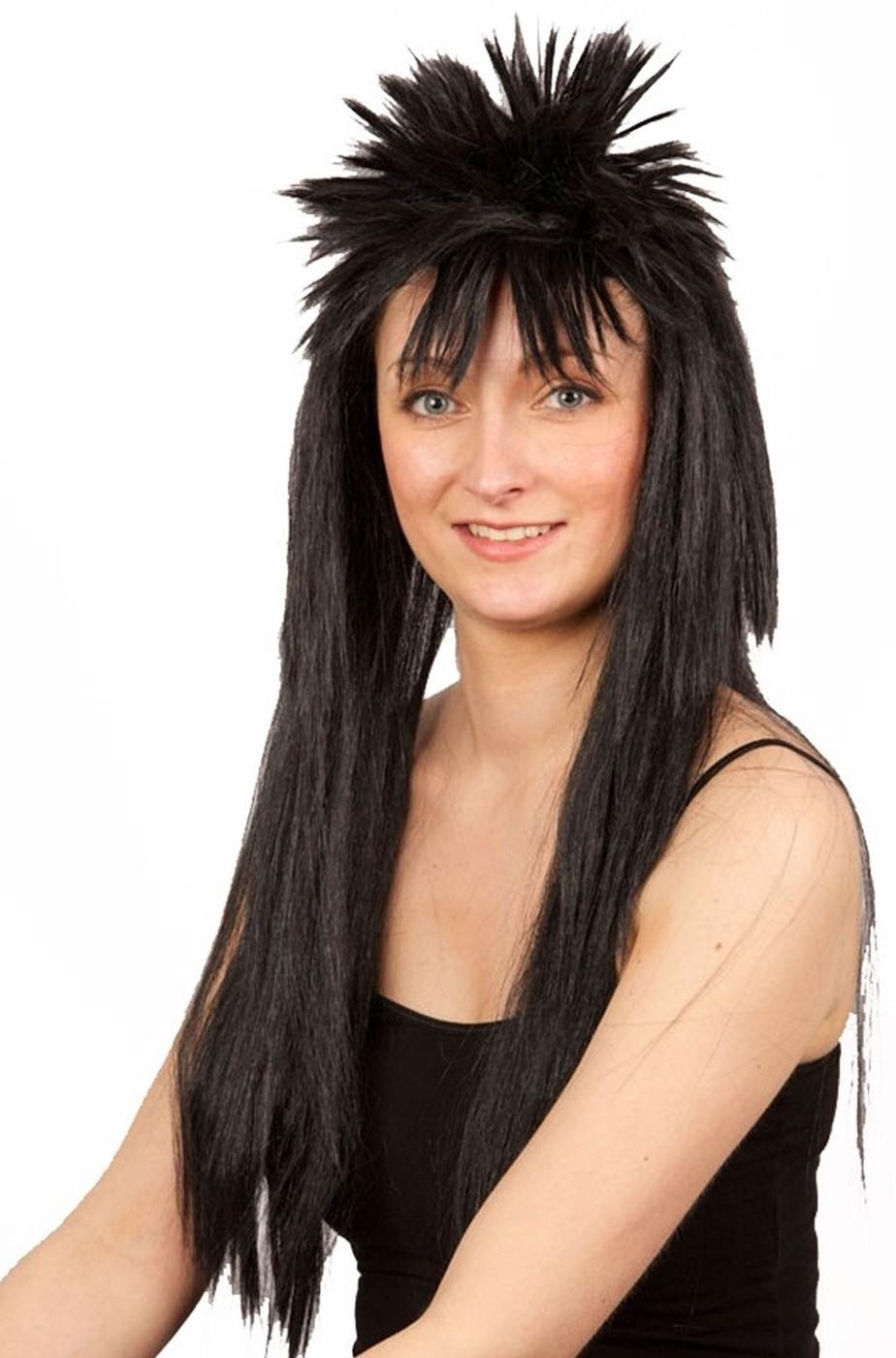 parrucca anni 80