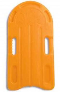 Tavola surf in plastica 94cm gialla