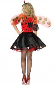 Costume donna sexy coccinella