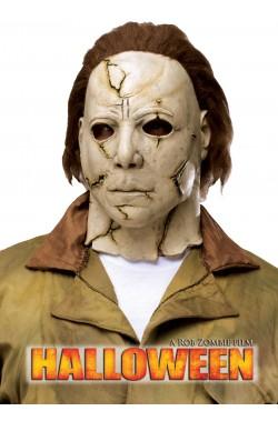 Maschera intera di Michael Myers Halloween Rob Zombie
