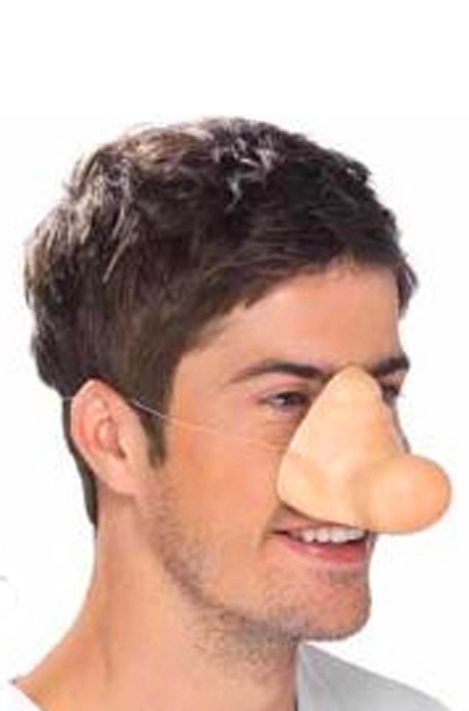 Nasone finto in plastica da cartone animato naso a patata